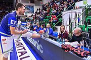 Daniele Magro<br /> Banco di Sardegna Dinamo Sassari - Vanoli Cremona<br /> Legabasket LBA Serie A 2019-2020<br /> Sassari, 30/12/2019<br /> Foto L.Canu / Ciamillo-Castoria