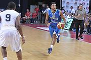 17 Agosto 2013 Torneo di Anversa Belgio<br /> ITALIA vs BELGIO :PIETRO ARADORI<br /> Foto Ciamillo