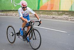 FARRONI Giorgio, ITA, T2, Cycling, Time-Trial at Rio 2016 Paralympic Games, Brazil