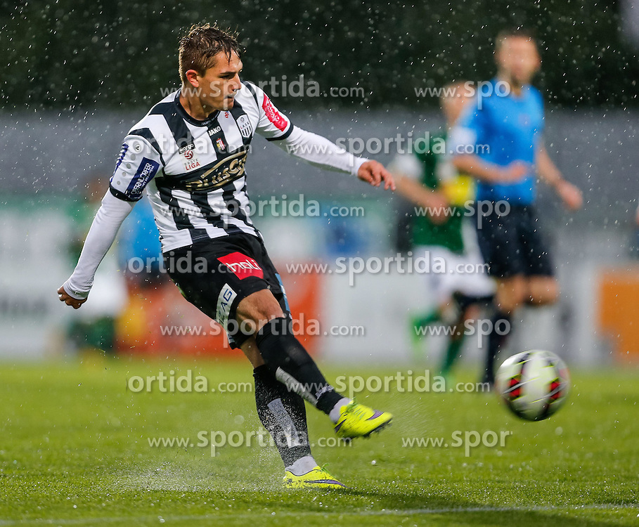 01.05.2015, Reichshofstadion, Lustenau, AUT, 2. FBL, SC Austria Lustenau vs LASK Linz 31. Runde, im Bild Nikola Dovedan, (LASK Linz, #22)// during Austrian Second Bundesliga Football Match, 31th round, between SC Austria Lustenau vs LASK Linz at the Reichshofstadion, Lustenau, Austria on 2015/05/01. EXPA Pictures © 2015, PhotoCredit: EXPA/ Peter Rinderer