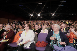 SNP Spring Conference, Saturday 27th April 2019<br /> <br /> Pictured: General view of the EICC<br /> <br /> Alex Todd | Edinburgh Elite media
