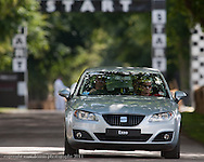 SEAT Exeo, Moving Motor Show, Goodwood Festival of Speed 2011