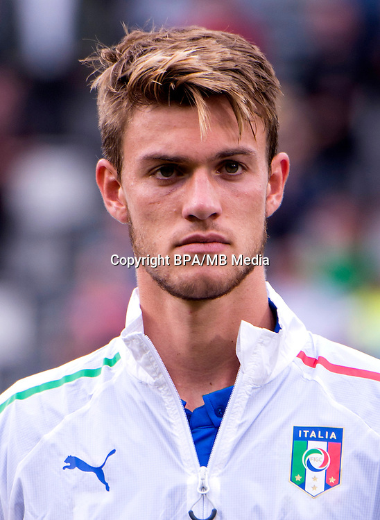 Uefa Euro FRANCE 2016 - <br /> Italy National Team - <br /> Daniele Rugani