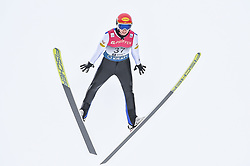 10.03.2018, Holmenkollen, Oslo, NOR, FIS Weltcup Nordische Kombination, Oslo, Skisprung, im Bild Mario Seidl (AUT) // Mario Seidl of Austria during the Skijumping of the FIS Nordic Combined World Cup at the Holmenkollen in Oslo, Norway on 2018/03/10. EXPA Pictures © 2018, PhotoCredit: EXPA/ JFK