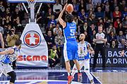 DESCRIZIONE : Beko Legabasket Serie A 2015- 2016 Dinamo Banco di Sardegna Sassari - Betaland Capo d'Orlando<br /> GIOCATORE : Gianluca Basile<br /> CATEGORIA : Tiro Tre Punti Three Point Controcampo<br /> SQUADRA : Betaland Capo d'Orlando<br /> EVENTO : Beko Legabasket Serie A 2015-2016<br /> GARA : Dinamo Banco di Sardegna Sassari - Betaland Capo d'Orlando<br /> DATA : 20/03/2016<br /> SPORT : Pallacanestro <br /> AUTORE : Agenzia Ciamillo-Castoria/L.Canu