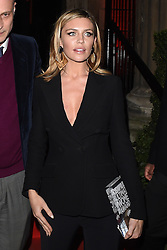 Abbey Clancy attends the Cosmopolitan Ultimate Women Of The Year Awards at One Mayfair, London, UK. 03/12/2014<br /> BYLINE MUST READ : GOTCHAIMAGES.COM<br /> <br /> Copyright by © Gotcha Images Ltd. All rights reserved.<br /> Usage of this image is conditional upon the acceptance <br /> of Gotcha Images Ltd, terms and conditions available at<br /> www.gotchaimages.com