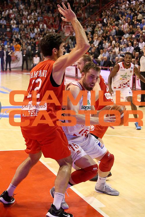 DESCRIZIONE : Campionato 2015/16 Giorgio Tesi Group Pistoia - Openjobmetis Varese<br /> GIOCATORE : Czyz Aleksander<br /> CATEGORIA : Palleggio Penetrazione<br /> SQUADRA : Giorgio Tesi Group Pistoia<br /> EVENTO : LegaBasket Serie A Beko 2015/2016<br /> GARA : Giorgio Tesi Group Pistoia - Openjobmetis Varese<br /> DATA : 13/12/2015<br /> SPORT : Pallacanestro <br /> AUTORE : Agenzia Ciamillo-Castoria/S.D'Errico<br /> Galleria : LegaBasket Serie A Beko 2015/2016<br /> Fotonotizia : Campionato 2015/16 Giorgio Tesi Group Pistoia - Openjobmetis Varese<br /> Predefinita :