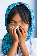 EXCLUSIVE FEATURE:<br /> Hidden Smiles<br /> <br /> French photographer, R&eacute;hahn, has been traveling across Vietnam, capturing the essence of the country; hidden smiles. He has met some very special people and once establishing a friendship with them, he uses his camera to create breath-taking portraits of &lsquo;hidden smiles&rsquo;.<br /> <br /> &ldquo;I was looking for a perfect photo for my book cover and when I came through my collection I noticed that I had many photos of women covering their mouths. In each trip, I can get one or two so I don&rsquo;t really realise but when I browsed my hard drive it became obvious!&rdquo; says the talented photographer.<br /> R&eacute;hahn thinks that many Vietnamese people cover their mouths when facing the camera out of modesty or politeness, a mark of elegance.<br /> <br /> The reason for R&eacute;hahn only photographing his subjects when he has struck up a friendship with them is because he tries to capture emotions.<br /> <br /> &ldquo;We can&rsquo;t usually get them to be natural in two minutes. It&rsquo;s also a kind of respect. Without the model, the photographers do not exist. Also, I can say that I&rsquo;m a humanist before being a photographer. I like the story behind the photos.<br /> <br /> Vietnam has been voted the second happiest country in the world. R&eacute;hahn has been living there for three years and he thinks that in the area where he resides, they are all happy.<br /> &ldquo;They smile all day and bring me a good energy. Imagine your neighbour saying hello with a big smile every morning&rdquo; says R&eacute;hahn.<br /> <br /> According to R&eacute;hahn, Hidden Smiles is a way to make a sparkling portrait. &ldquo;Eyes are wrinkles are a good combination. Their hands also tell a story sometimes&rdquo;.<br /> The French photographer is planning on taking 100 Hidden Smiles portraits before the end of this year.<br /> &copy;IMP/Exclusivepix media