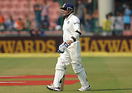 Cricket - India v West Indies 1st Test D2