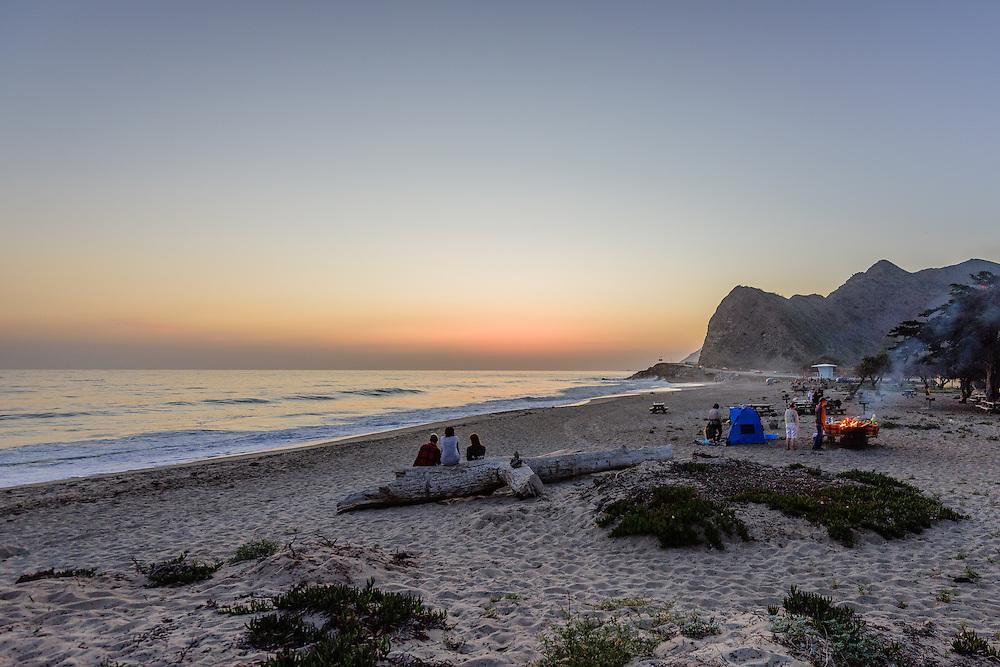 Point Mugu State Park, Malibu, California