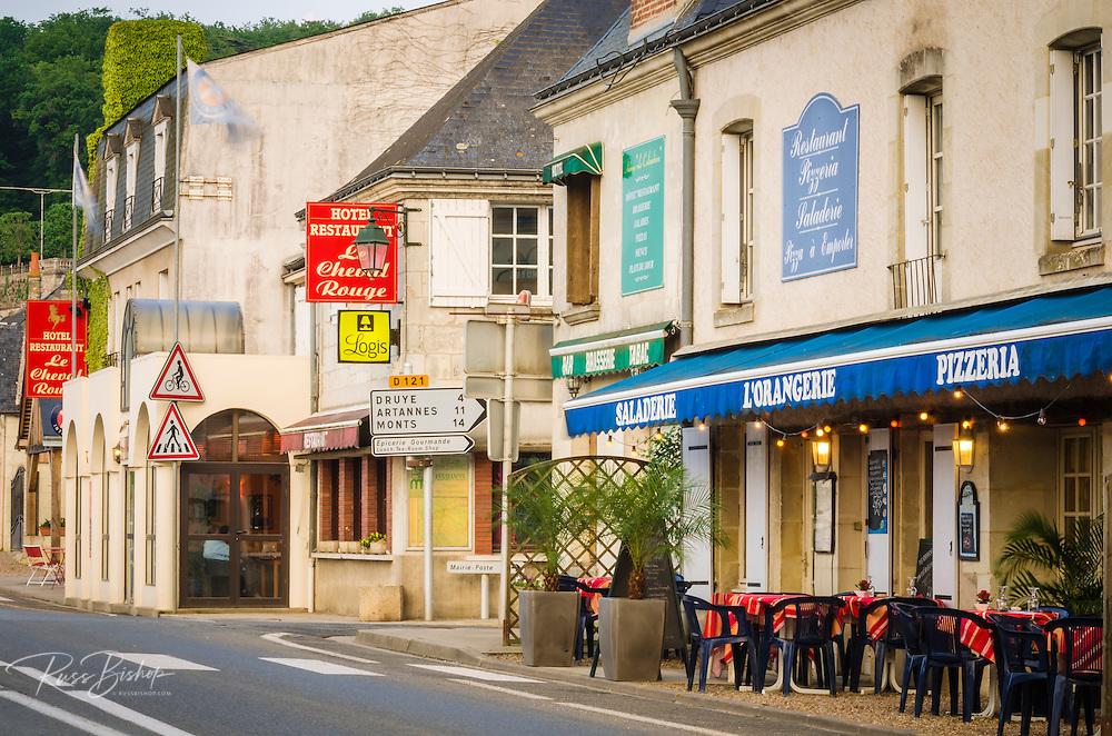 Hotel and restaurants, Villandry, France