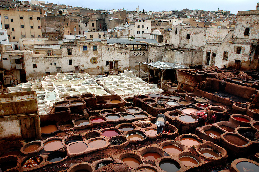 Fes el Bali, Morocco, 26 October 2006<br />