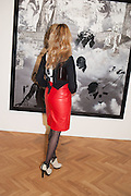 PRINCESS ELISABETH VON THURN UND TAXIS;, Panta Rhei. An exhibition of work by Keith Tyson. The Pace Gallery. Burlington Gdns. 6 February 2013.