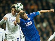 02 Nov 2016 FC København - Leicester City