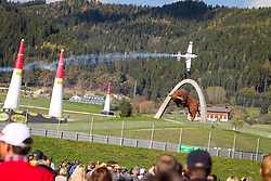 25.10.2014, Red Bull Ring, Spielberg, AUT, Red Bull Air Race, Training Session Master Class, im Bild Matthias Dolderer, (GER) // during the Red Bull Air Race Championships 2014 at the Red Bull Ring in Spielberg, Austria, 2014/10/25, EXPA Pictures © 2014, PhotoCredit: EXPA/ M.Kuhnke