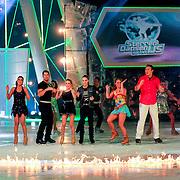 NLD/Hilversum/20130209 - Finale Sterren Dansen op het IJs 2013, Finalisten op het ijs