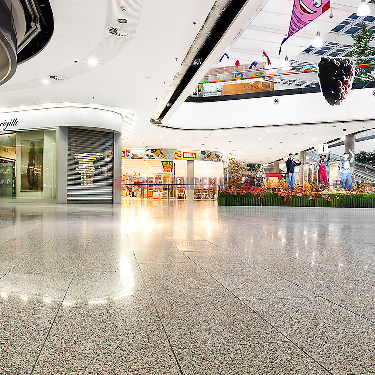 Shopping centre polished granite floor flag pavement G603 Padang Crystal