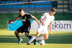 Amadej Maroša of Mura during football match between NS Mura and NK Rudar in 6th Round of 6th Round of Prva liga Telekom Slovenije 2019/20, on Avgust 18, 2019 in Fazanerija, Murska Sobota, Slovenia. Photo by Blaž Weindorfer / Sportida
