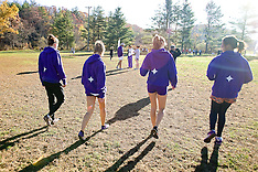 2010 SoCon Women's Cross Country Race