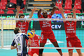 PIACENZA - TOURS CHAMPIONS LEAGUE