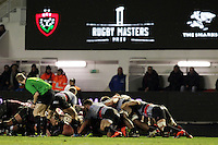 Action - 05.02.2015 - Rugby Masters - Toulon / Sharks<br />