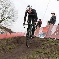 11-01-2020: Wielrennen: NK Veldrijden: Rucphen<br />Rick Seele