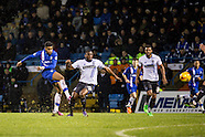 Gillingham v Bury - League 1 - 14/11/2015