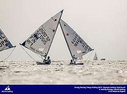 Ready Steady Tokyo Sailing 2019. Olympic Sailing Test Event ©/SAILING ENERGY/WORLD SAILING<br /> 22 August, 2019.