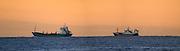 Båter i horisonten | Vessels on the horizon