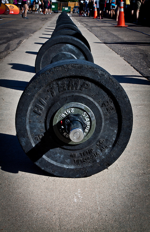 Crossfit image, picture, photo, photography of weight, equipment, clean and jerk, health, elite, exercise, training, workouts, WODs, taken at Frontrange CrossFit, Denver, Colorado, USA.