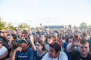 Switchfoot performs live at O'Fallon Missouri Heritage and Freedom Fest on July 4th 2014
