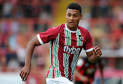 Exeter City's Ollie Watkins - Photo mandatory by-line: Harry Trump/JMP - Mobile: 07966 386802 - 18/07/15 - SPORT - FOOTBALL - Pre Season Fixture - Exeter City v Bournemouth - St James Park, Exeter, England.