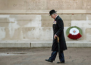 Prince Charles Attends Welsh Guards Remembrance