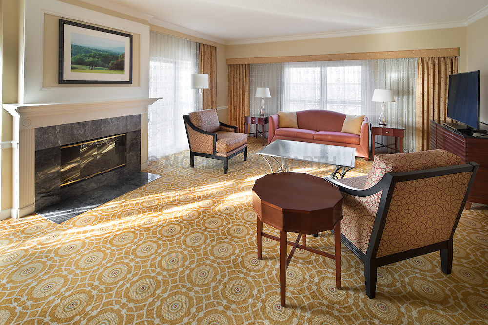 Westfields Marriott Washington Dulles presidential suite