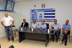 PRESENTAZIONE REAL SPAL 2012-2013
