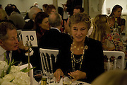THE MARCHIONESS OF DOURA, Dinner in aid of 'Action Trust For the Blind organised by Matthew Carr. 20th Century Theatre. Westbourne Gro. London. 26 September 2007. -DO NOT ARCHIVE-© Copyright Photograph by Dafydd Jones. 248 Clapham Rd. London SW9 0PZ. Tel 0207 820 0771. www.dafjones.com.