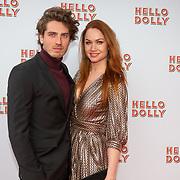 NLD/Rotterdam/20200308 - Premiere Hello Dolly, Dorian Bindels en Bertrie Wierenga