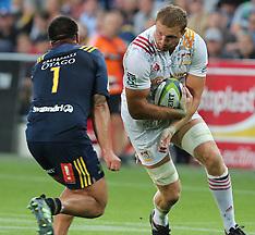 Dunedin-Super Rugby, Highlanders v Chiefs