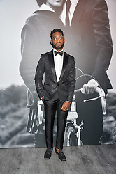 TINIE TEMPAH at British Vogue's Centenary Gala Dinner in Kensington Gardens, London on 23rd May 2016.