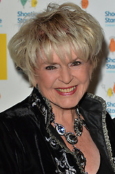© Licensed to London News Pictures. 30/09/2017. London, UK. GLORIA HUNNIFORD attends The Shooting Stars Chase Ball at the Dorchester Hotel. The leading children's hospice cares for babies, children and young people with life-limiting conditions, and their families. The Ball is the charity's flagship event and hopes to raise in excess of £100,000 to provide nursing, medical and emotional support to families going through unimaginable circumstances. Photo credit: Ray Tang/LNP
