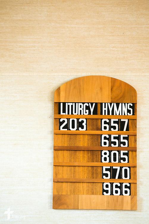 Trinity Lutheran Church, Grangeville, Idaho, on Tuesday, July 4, 2017, in Grangeville. LCMS Communications/Erik M. Lunsford