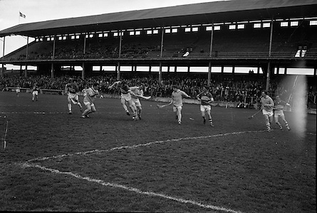 National League Semi-Final, Laois v Antrim..05.04.1964