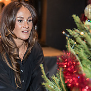 NLD/Amsterdam/20191206 - Sky Radio's Christmas Tree For Charity 2019, Saar Koningsbergen