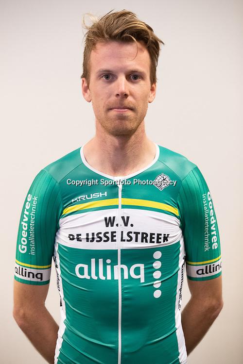 25-02-2020: Wielrennen: Teampresentatie IJsselstreek; Harderwijk <br /> Mitchel Mulheim