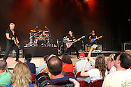 Air Supply performs at the Fraze Pavilion in Kettering, Sunday, August 7, 2011.
