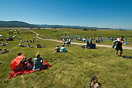 Eventing (equestrian triathlon), The Event at Rebecca Farms, Kalispell, Montana