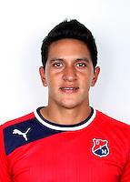 Colombia League - Postobom Liga 2014-2015 - <br /> Deportivo Independiente Medellin - Colombia / <br /> German Ezequiel Cano
