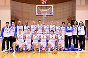 Cile 21/07/2011<br /> Campionato Mondiale Femminile U19<br /> Italia-Egitto<br /> nella foto: team nazionale italiana<br /> foto ciamillo-castoria