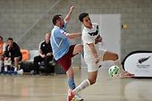 20141107 National Futsal League - Futsal South v Central Futsal Hawkes Bay