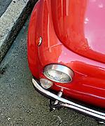 milan, vinrìtage car. Fiat 500